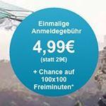 DriveNow Anmeldung für nur 4,99€  (statt 29€) + Chance auf 100 Freiminuten