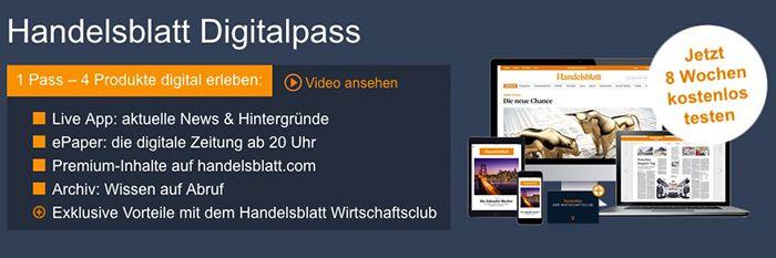 Bildschirmfoto 2016 09 12 um 14.08.18 8 Wochen Handelsblatt Digitalpass gratis lesen   endet automatisch!