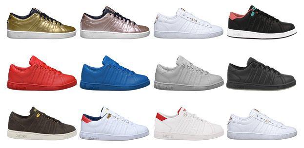 K Swiss Damen & Herren Sneaker für je 39,90€ (statt 54€)