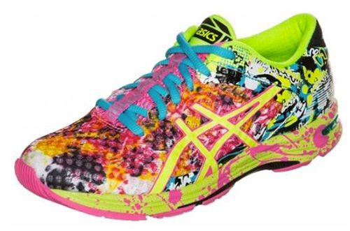 gut aus x angenehmes Gefühl bekannte Marke Asics Gel-Noosa Tri 11 Damen Laufschuhe für 69,95€ (statt 85€)