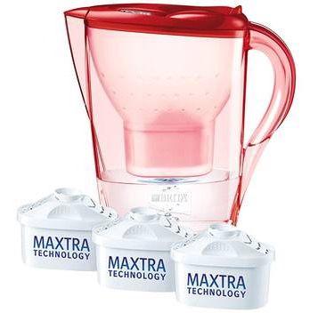 Brita Marella Wasserfilter mit 3 Kartuschen für 17,95€ (statt 22€)