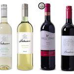6 Flaschen Weiß- oder Rotwein gratis ab einer 12 Flaschen Weinvorteil-Bestellung