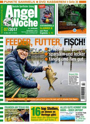 Vorbei! 26 Ausgaben der Angelwoche für 71,50€ + 60€ Gutschein