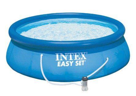 Intex Easy Set Pool 366 x 76cm mit Kartuschenfilter für 53,99€ (statt 64€)