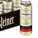 Warsteiner Premium Pilsener im limitiertem Weltmeister Design (24 x 0.5 l) ab 13,60€