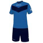 Givova Kit Vittoria – Herren Fußball Set mit Trikot und Hose für nur 10,61€