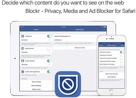 Blockr Adblocker (iOS) gratis statt 0,99€