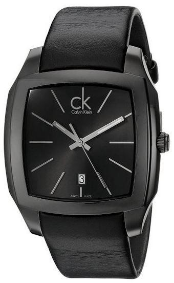 Calvin Klein K2K21402 Calvin Klein K2K21402   klassische 40mm Herren Uhr mit Mineralglas statt 218€ für 160€