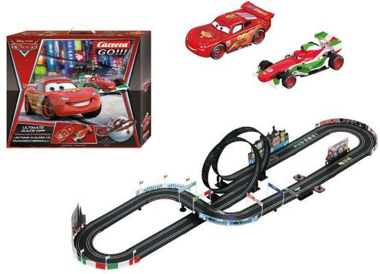 Carrera Go Disney/Pixel Cars für nur 61,36€ (statt 84€)