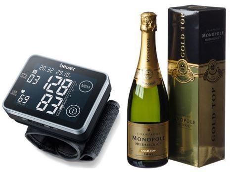 Champagne Heidsieck Co. Monopole Highlights aus den ersten 522 Amazon Blitzangeboten vom Sonntag