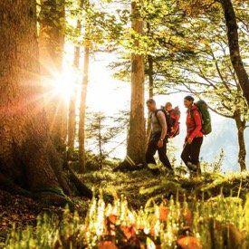 2 ÜN in den Chiemgauer Alpen inkl. Frühstück, Dinner, Spa und E Bike ab 149€ p.P.