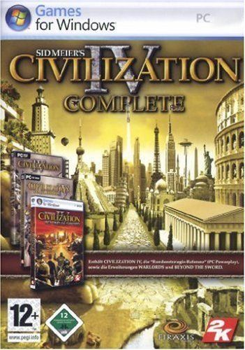 Sid Meiers Civilization IV   Complete (Steam Key) gratis