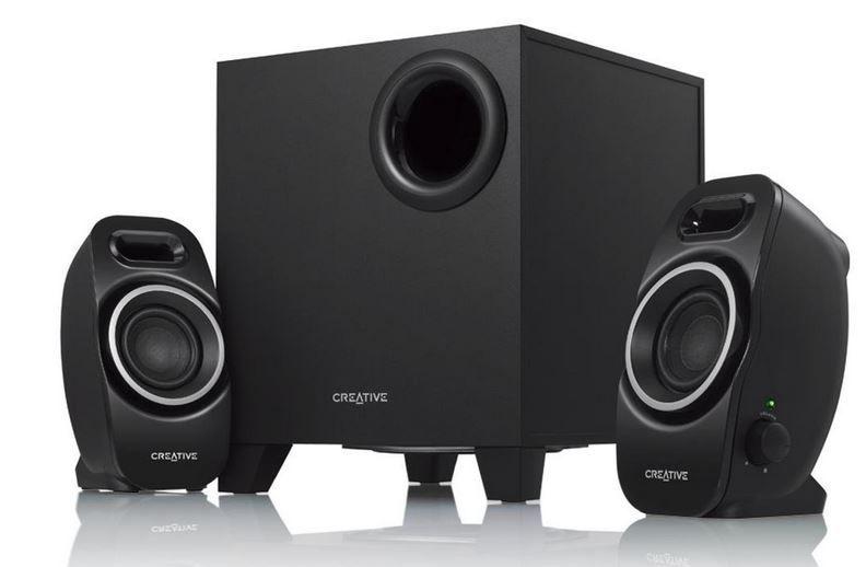 Creative A250   2.1 Lautsprechersystem mit Subwoofer ab nur 19,99€