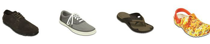 Crocs Rabatt Aktion CROCS mit 20% Rabatt im Online Shop