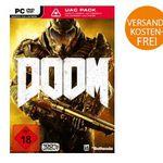 DOOM UAC Pack – Konsolen und PC für 29€ und mehr günstige Games im Saturn Weekend