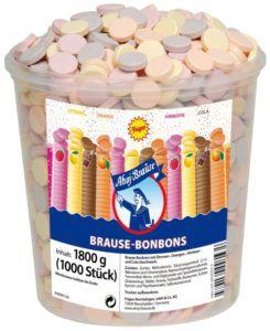 Frigeo Ahoj Brause Brause Bonbons mit 1,80 KG für 9,92€ inkl. Versand mit Prime!   Schnell sein!