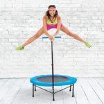 Power Maxx Miami Heino – Fitness Trampolin für 93€