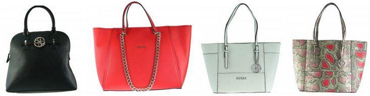 GUESS Taschensale GUESS Damen Taschen für je nur 49,46€
