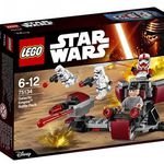 Lego Star Wars Galactic Empire Battle Pack ab 10€ (statt 15€)