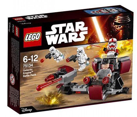 Lego Star Wars Galactic Empire Battle Pack ab 10€ (statt 15€)