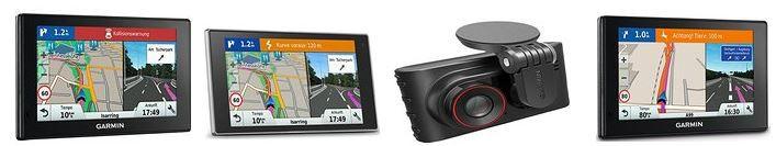 Garmin Navigationsgeräte Garmin Navigationsgeräte + Dash Cam bis zu  39% reduziert als Prime Day Countdown Angebot