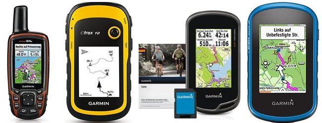 Garmin Sport u. Freizeit Navigationsgeräte heute günstig als Amazon Prime Deal