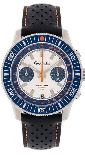 Gigandet Speed Timer Vintage G7 008 Gigandet Speed Timer Vintage Herren Armbanduhr für 63,52€ (statt 81€)