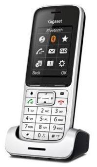 Gigaset SL450HX Gigaset SL450HX Universal Mobilteil für FRITZ!Box für 99,95€ (statt 111€)