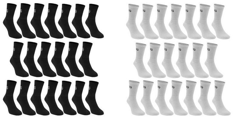 20er Pack Giorgio Unisex Sportsocken für 15,99€