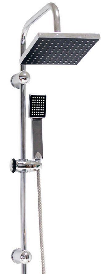 Grafner Dusch Set R350 Regenschauerdusche mit Säule für 29,90€ (statt 40€)