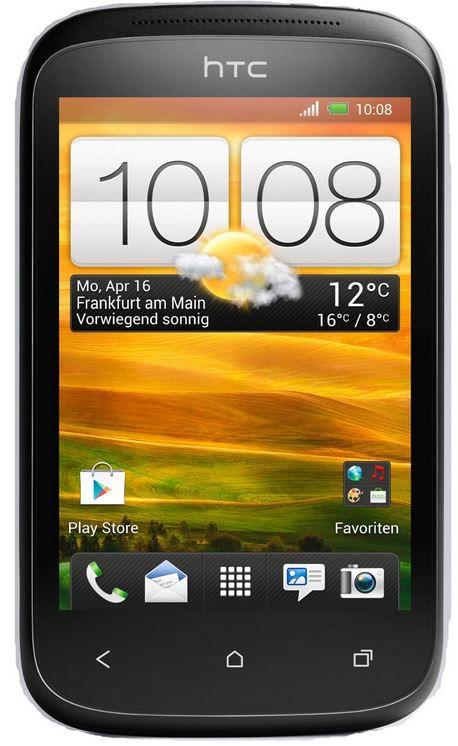 HTC Desire C   3,5 Android4 Smartphone statt 64€ für 39,90€