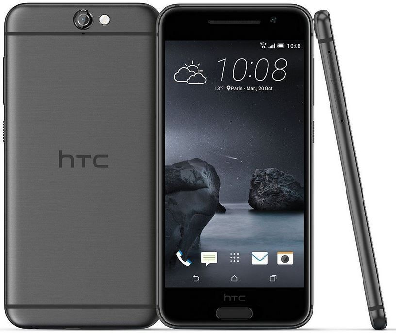HTC One A9 Carbon Grey HTC ONE A9   Android 6 Smartphone mit 5 Zoll FullHD (statt 326€) für 269€