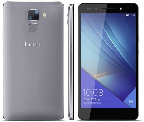 Honor 7 Premium HONOR 7 Premium 32 GB   5,2 Zoll Android Smartphone für 226,09€ (statt 251€)