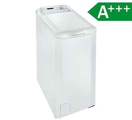 Hoover DYT 6122 Hoover DYT 6122 D3 Toplader Waschmaschine für 299€ (statt 406€)