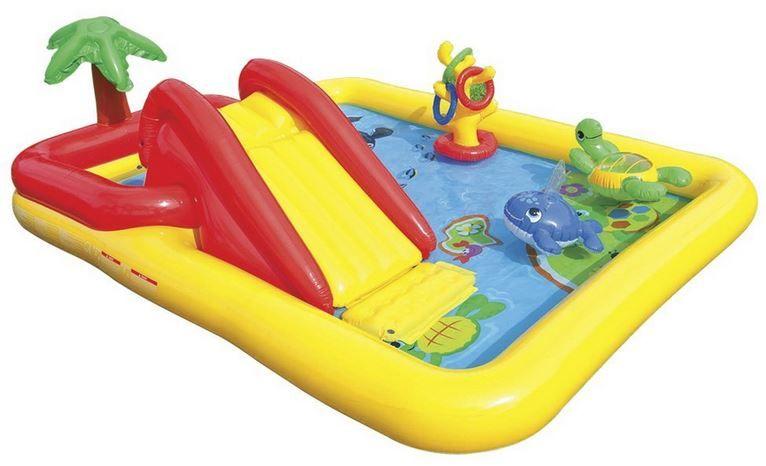 Intex Playcenter Ocean   2,5 x 2M Planschbecken mit Zubehör für nur 22,94€