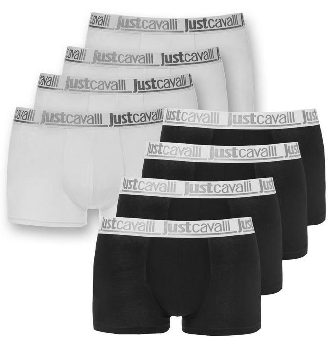 Just Cavalli Boxershorts Just Cavalli   Herren Boxershorts im 4er Pack für 24,99€