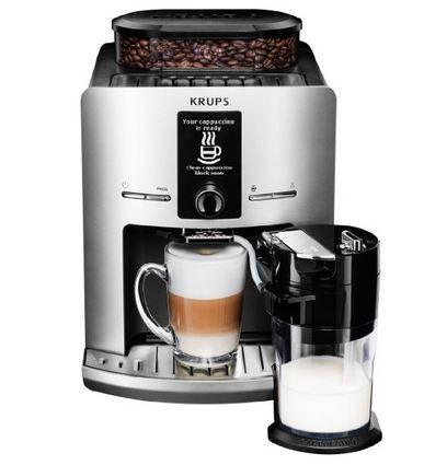 Krups EA829E Kaffeevollautomat Latt´Espress für 299€ (statt 367€)