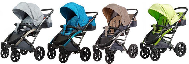 knorr baby Kombikinderwagen Voletto Sport für 459,99€ (statt 495€)