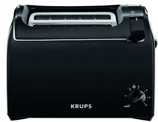 Krups KH1518 Krups  Aroma KH1518   2 Scheiben Toaster statt 38€ für 26,99€
