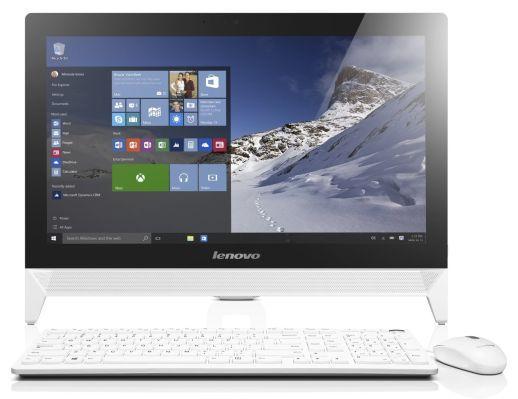 Lenovo C20 05 All in One PC (19,5 FHD, 500GB/4GB, Win 8.1) für nur 299€