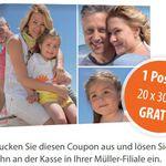 Müller Poster gratis