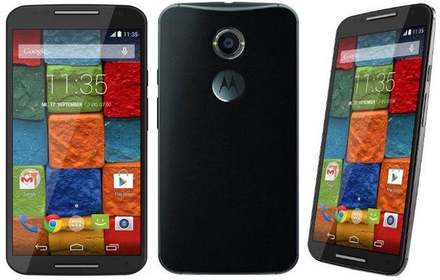 Motorola Moto X 2. Generation Smartphone 16GB, LTE für 164,41€ (statt 192€)