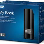 Western Digital My Book 8TB für nur 199,53€ (statt 250,50€)