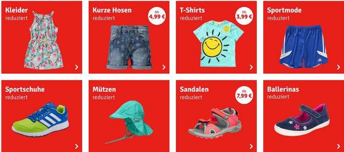 myToys auf ausgewählte Kinder Fashion bis zu 70% Rabatt   günstige Schuhe, Hosen, Shirts ....
