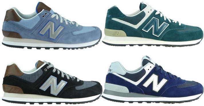 NEW BALANCE ML574 NEW BALANCE ML574 Sneaker für Damen und Herren je 59,99€