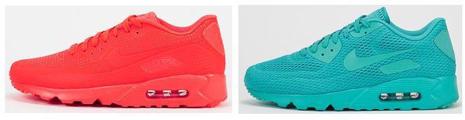 NIKE Air Max 90 Ultra Moire   Unisex Sneaker bis Größe 48,5 für 80€