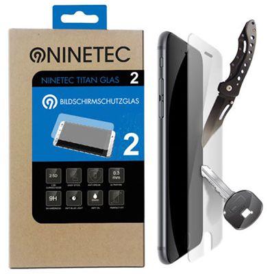 2er Set Ninetec Titanglas Displayschutz für 7,77€   iPhone & Galaxy Modelle