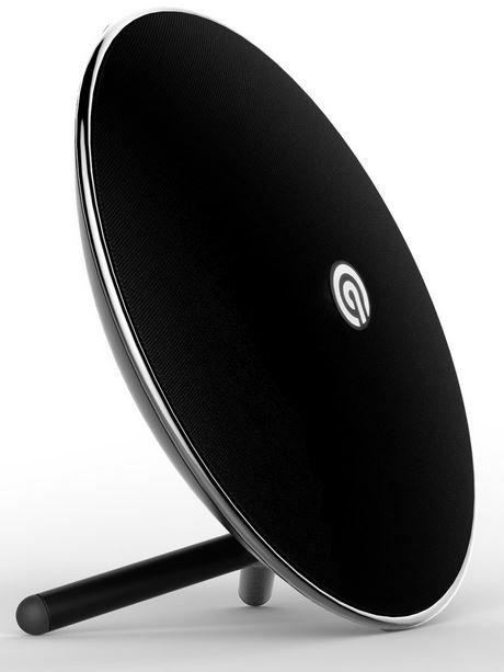 NINETEC Luna   mobiler Bluetooth NFC Speaker für 79,99€ (statt 120€)