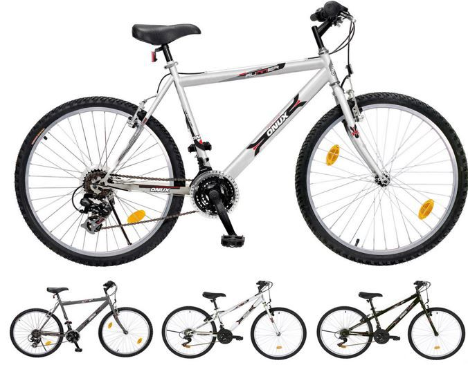 ONUX   26 Zoll Mountainbike für nur 135€