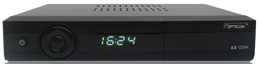 Opticum AX ODiN E2   Linux HD Sat Receiver mit LAN und USB statt 90€ für 59,99€